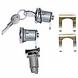 Impala - Lock Sets - Ignition & Door Lock Sets