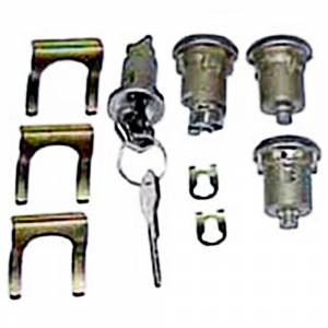 Impala - Lock Sets - Ignition/Door/Trunk Lock Sets