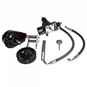 Impala - Power Steering Parts - Power Steering Conversion Parts