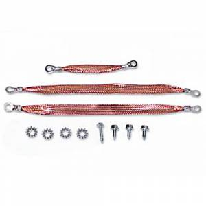 Impala - Radio Parts - Radio Ground Straps