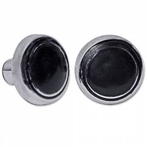 Impala - Radio Parts - Radio Knobs