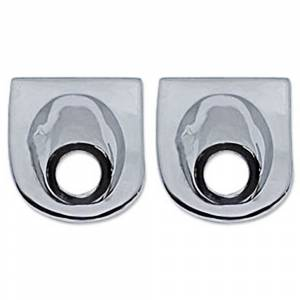 Exterior Parts & Trim - WIndshield Wiper Parts - Wiper Escutcheon Bezels