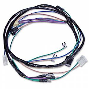 Impala - Wiring - Engine Harness