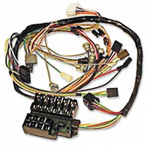 Impala - Wiring - Under Dash Harness