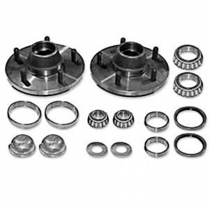 Chassis & Suspension Parts - Wheel Bearings - Bearing Conversions