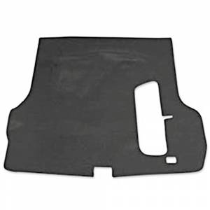 Exterior Restoration Parts & Trim - Trunk Parts - Trunk Mats