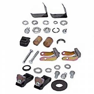 Engine & Transmission Restoration Parts - Starter Parts - Starter Rebuild Kits