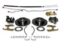 Impala - H&H Classic Parts - 4-Wheel Disc Brake Upgrade Kit