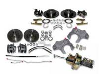 Brake Parts - Disc Brake Conversion Kits - H&H Classic Parts - Disc Brake Conversion Kit
