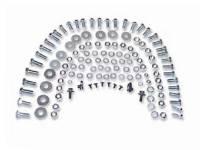 Bumper Parts (Chrome) - Bumper Bolt Kits - H&H Classic Parts - Front Bumper Bolt Kit