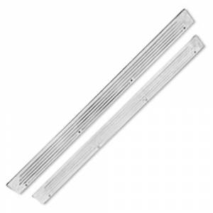 Interior Restoration Parts & Trim - Sill Plates - Billet Sill Plates