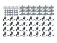 Clip Sets - Side Trim Clip Sets - H&H Classic Parts - Side Molding Clip Set