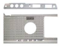 Dash Parts - Dash Bezels & Trim - H&H Classic Parts - Dash Facia Trim