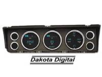 Dash Parts - Dakota Digital Gauges - Dakota Digital - Dakota Digital Gauge System