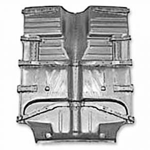 Classic Tri-Five Parts Online Catalog - Sheet Metal Body Parts - Floor Pan Assemblies