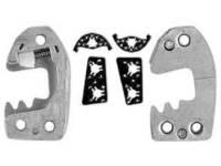 Door Parts - Door Latches & Strikers - Dynacorn - Door Striker Plates