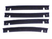 Door Parts - Door Rubber - T&N - Lower Door Drain Seals
