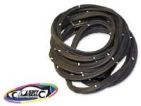 Door Parts - Door Rubber Seals - Precision Replacement Parts - Front Door Rubber