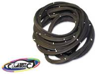Door Parts - Door Rubber Seals - Precision Replacement Parts - Rear Door Rubber