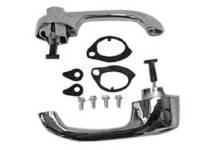 Door Parts - Outside Door Handles - Trim Parts USA - Rear Outside Door Handles