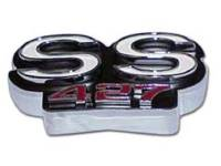 Emblems - Grille Emblems - Trim Parts - Grille Emblem