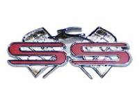 Emblems - Quarter Panel Emblems - Trim Parts USA - Quarter Panel Emblem