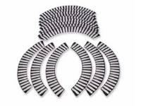 Emblems - Wheel Spinner Emblems - H&H Classic Parts - Hub Cap DeTail Kit