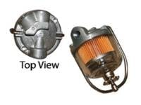 Gas Tank Parts - Fuel Filters - Shafer's Classic - Fuel Filter Assembly