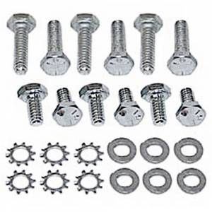 Exterior Parts & Trim - Exterior Screw Sets - Trunk & Tailgate Sets