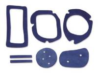 Classic Impala, Belair, & Biscayne Restoration Parts - OER - Fresh Air Vent Duct Seal Kit