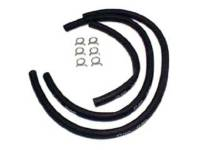 Heater Parts - Heater Hose Sets - Shafer's Classic - Heater Hose Sets with Clamps