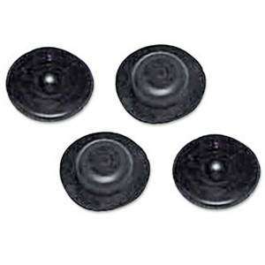 Tri-Five - Plugs (Rubber) - Trunk Area Plugs