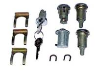 Lock Sets - Complete Lock Sets - PY Classic Locks - Complete Lock Set