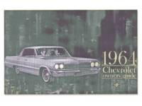 Classic Impala, Belair, & Biscayne Restoration Parts - DG Automotive Literature - Owners Manual
