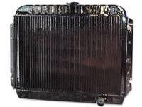 Classic Impala, Belair, & Biscayne Restoration Parts - US Radiator - Desert Cooler Radiator (4 Core)