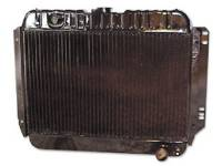 Classic Impala, Belair, & Biscayne Restoration Parts - US Radiator - Heavy Duty Radiator (3 Core)