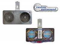 Radio Parts - Speakers - Custom Auto Sound - Dual Radio Speaker