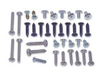 Screw Sets - Exterior Screw Sets - H&H Classic Parts - Exterior Screw Set