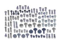 Classic Impala Parts Online Catalog - MR G'S - Interior Screw Set
