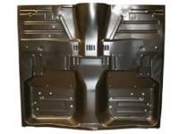 Sheet Metal Body Panels - Floor Pans - CARS Inc - Full Floor Pan