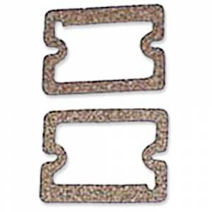 Tri-Five - Lens Gasket Sets - Backup Light Lens Gaskets