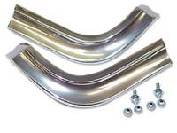 Side Moldings - 1963 Moldings - H&H Classic Parts - Fender Upper Eyebrow Moldings