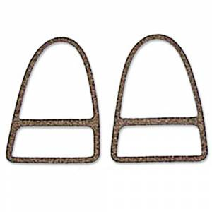 Tri-Five - Lens Gasket Sets - Taillight Lens Gaskets