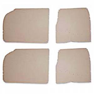 Interior Parts & Trim - Interior Soft Goods - Door Panel Cardboard