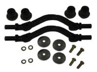Suspension Parts - Control Arm Shafts - CPP - Upper A-Arm Shafts