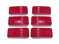Taillight Parts - Taillight Lenses - H&H Classic Parts - Taillight Lens Set