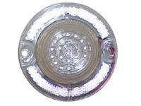 Taillight Parts - Taillight Lenses - United Pacific - LED Clear Taillight Lens