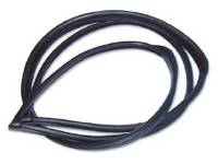 Window Parts - Windshield Seals - H&H Classic Parts - Back Glass Seal