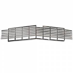 Exterior Restoration Parts & Trim - Grille Parts - Grilles