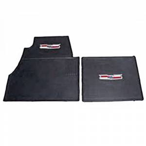 Tri-Five - Floor Mats - Rubber Floor mats
